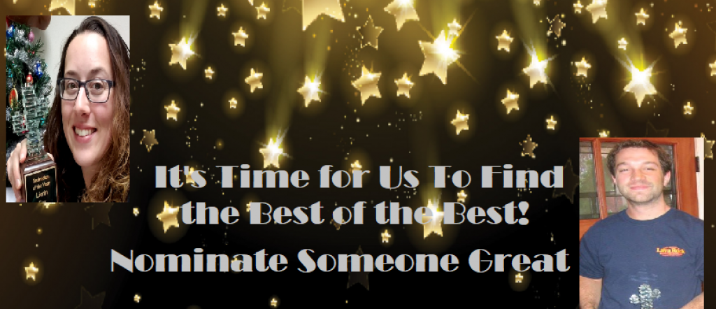Nominate the Best of the Best